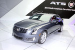 Cadillac ATS - American Car of the year 2013.