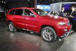 Detroit 2013: Jeep Grand Cherokee mit sparsamstem Diesel