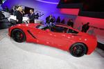 Detroit 2013: Chevrolet stellt die Corvette C7 vor