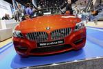 Detroit 2013: Überschaubares Facelift BMW Z4