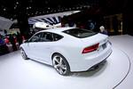 Detroit 2013: Audi RS 7 Sportback mit 560 PS