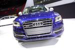Detroit 2013: Audi SQ5 als Benziner mit 354 PS