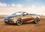 Opels viersitziges Cabrio Cascada ist ab 25 945 Euro zu haben