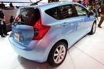 Detroit 2013: Nissan bringt neuen Versa Note