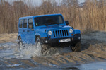 Jeep Wrangler und Wrangler Unlimited mit Updates