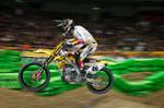 Cyrille Coulon fährt Tagessieg beim ADAX SX-Cup ein