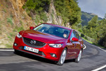 Pressepräsentation Mazda6: Sexy und kraftvoll