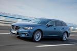 Mazda6 wertstabilster Kombi seines Segments