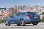 ADAC: Mazda6 ist umweltbewusstester Mittelklasse-Kombi