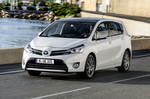Pressepräsentation Toyota Verso: Viel Raum, wenig Flair