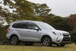 Knapp sieben Prozent mehr Subaru zugelassen