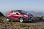 Chevrolet bringt im Frühjahr den Trax heraus