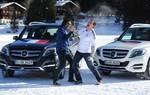 Länderspiel-Klassiker bei der Mercedes-Benz Driving Experience