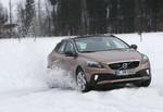 Pressepräsentation Volvo V40 Cross Country: Darf's ein bisschen mehr sein?