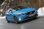 Pressepräsentation Volvo V40 R-Design: Blauer Rebell