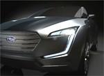 Genf 2013: Subaru zeigt Concept Car und Forester