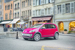 Genf 2013: Volkswagen Up bald auch als Cross Up