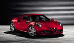 Genf 2013: Alfa Romeo feiert Premiere des 4C