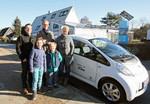 Peugeot Ion im emissionsfreien Haushalt