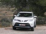 Pressepräsentation Toyota RAV4: Urvater der kompakten SUV
