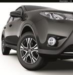 Toyota erweitert Zubehör für RAV4