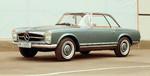 """Genf vor 50 Jahren: Mercedes 230 SL """"Pagode"""""""