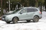 Pressepräsentation Subaru Forester: Jetzt auch mit sportlicher Note