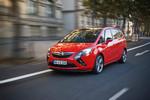 Pressepräsentation Opel Zafira Tourer 2.0 Biturbo CDTI Ecoflex: Bi geht's flotter