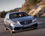 """Pressepräsentation Mercedes-Benz E 63 AMG: """"S"""" wie sauschnell"""