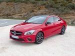 Mercedes-Benz CLA erhält Umweltzertifikat
