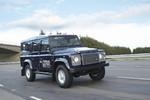 Genf 2013: Land Rover setzt den Defender unter Strom