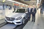 Produktionsstart für neue Mercedes-Benz E-Klasse