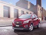 Chevrolet Trax startet bei 16 990 Euro