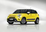 Genf 2013: Fiat 500L Trekking hat Premiere