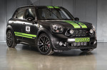 Nur elf Exemplare: Mini John Cooper Works Countryman All4 Dakar Winner
