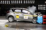 Euro NCAP: Viermal fünf Sterne