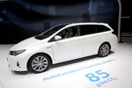 Toyota startet Produktion des Auris Touring Sports