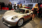 Alfa Romeo 4C in Frankfurter Klassikstadt