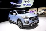 Genf 2013: Hyundai spendiert dem Santa Fe 22,5 Zentimeter mehr