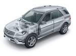 """Mercedes-Benz M-Klasse als Sonderschutzvariante """"Guard"""""""