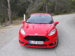 Pressepräsentation Ford Fiesta ST: Kompakte Power mit Wächter