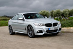 Pressepräsentation BMW 3 GT: Hohe Schule