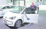 Volkswagen E-Up ab Herbst bestellbar