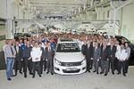 Eine Million VW Tiguan aus Wolfsburg