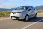 Renault Zoe erreicht Marktanteil von 33,6 Prozent