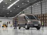 Ford Transit Courier feiert Weltpremiere in Birmingham