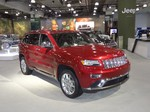 """Jeep stellt Grand Cherokee bei """"Abenteuer Allrad"""" vor"""