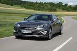 Hyundai Genesis Coupé ab sofort mit mehr Leistung