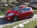 Pressepräsentation Peugeot 208 GTI: Lass knacken!