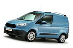 Ford Transit Courier rundet Nutzfahrzeugfamilie ab